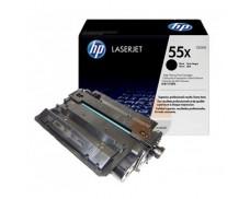 Картридж HP 55X (CE255XD)